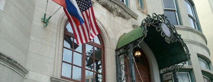 Russia House Restaurant & Lounge is one of DC Wish List.