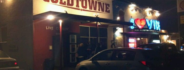 ColdTowne Theater is one of Lugares guardados de Alia.