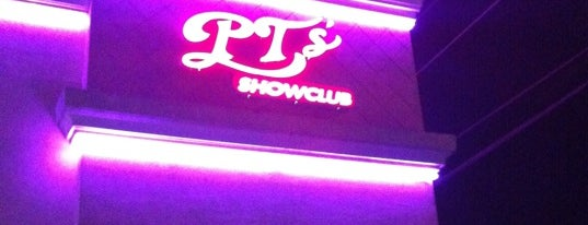 PT's Showclub is one of miami.