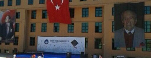 Kadir Has Üniversitesi is one of 34.