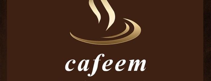 Cafeem is one of Posti che sono piaciuti a Eray.