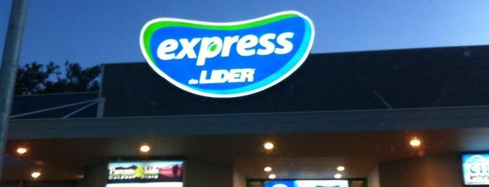 Lider Express is one of Lieux qui ont plu à Emsn.
