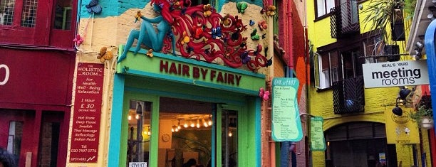 Hair By Fairy is one of London.