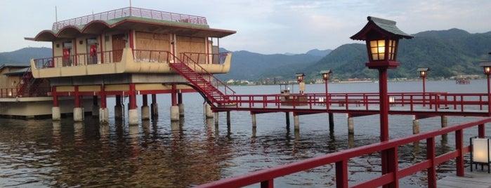 望湖楼 is one of Posti salvati di ぎゅ↪︎ん 🐾.