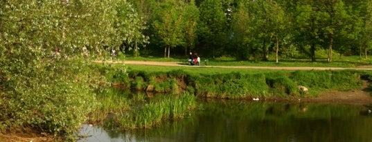 Парк у реки Городня is one of Сады и парки Москвы.