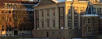 Hofvijver is one of Happy The Hague.