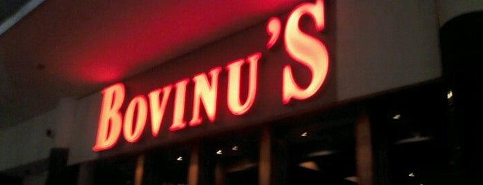 Bovinu's Grill & Beer is one of Orte, die Rômulo gefallen.