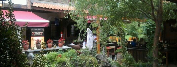 Ресторан Стара куќа / Old House Restaurant is one of Manolis visited.