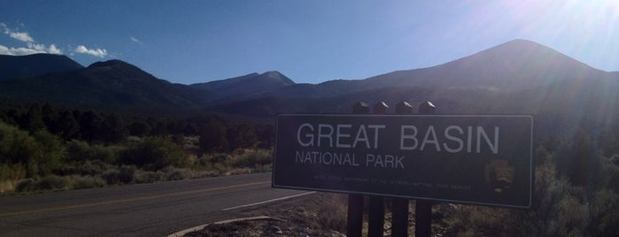 Great Basin National Park is one of American National Parks.