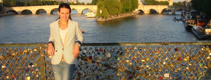 Pont des Arts is one of Paris 2018.