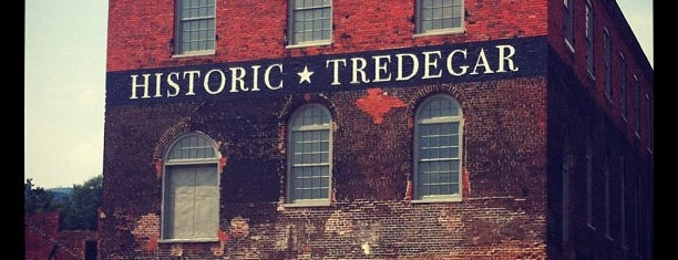 The American Civil War Center At Historic Tredegar is one of #4sqCities Badges 1.