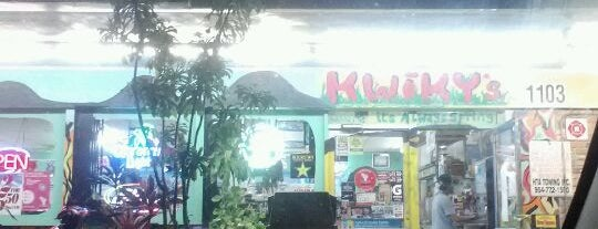 Kwikys is one of Wilton Manors Favorites.