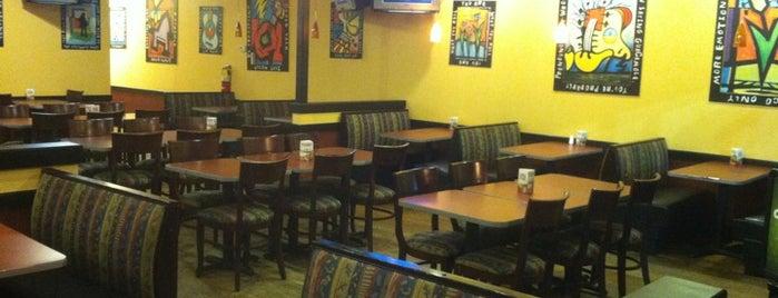 Moe's Southwest Grill is one of ed 님이 좋아한 장소.