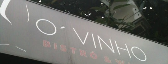 O'Vinho is one of Mexico City Restaurants.