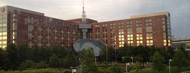 Hilton is one of Lugares favoritos de Ignacio.