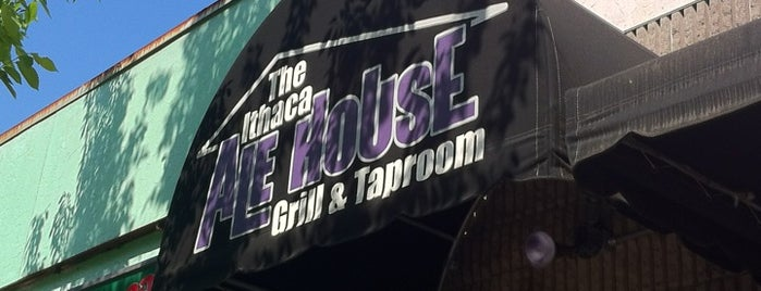 Ithaca Ale House is one of Ithaca Immersion.