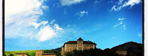 Castel Thun is one of #invasionidigitali 2013.