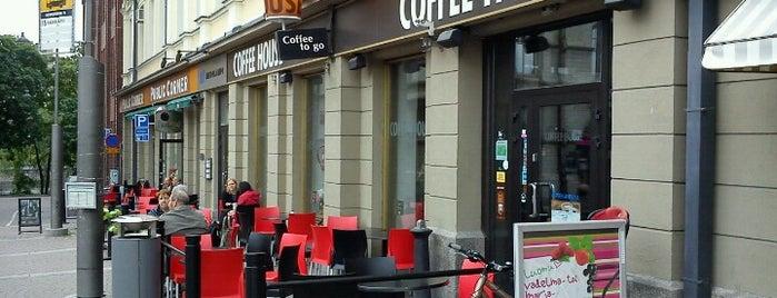 Coffee House is one of Posti che sono piaciuti a Martti.