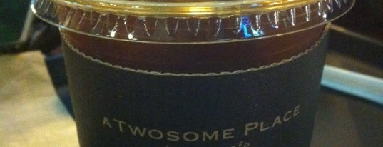 A Twosome Place is one of Suwon.
