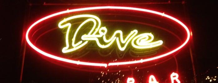 Dive Bar is one of Posti che sono piaciuti a Philip.