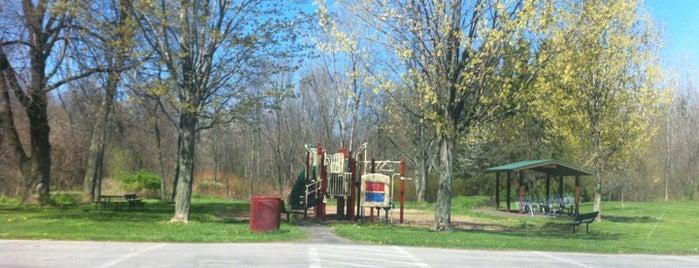 Badgerow Park South is one of บันทึกเดินทาง New York.