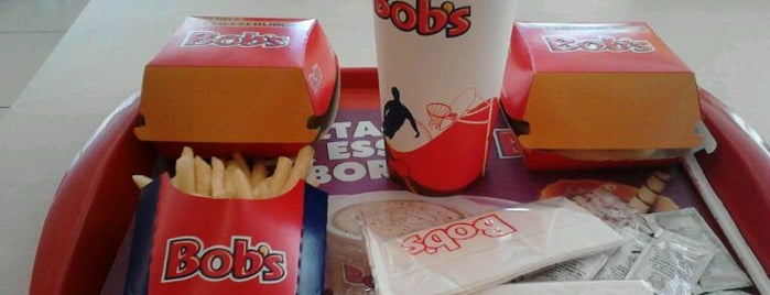 Bob's is one of Alelo Refeição Gyn.
