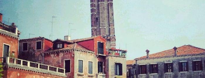 Campo San Stefano is one of Venezia.
