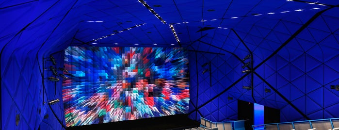 Museum of the Moving Image is one of NYC's best date spots.