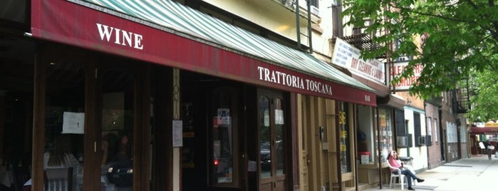 Trattoria Toscana is one of Restaurants.