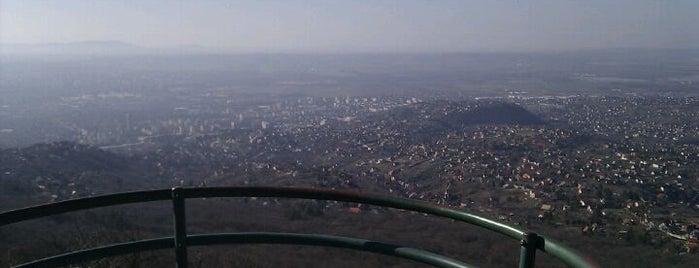 Kis-tubesi kilátó is one of Pécs, Harkány, Villány.