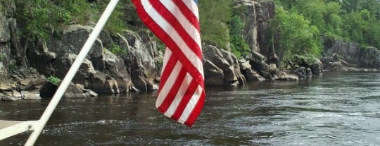 Taylors Falls Scenic Boat Tours is one of MSP.