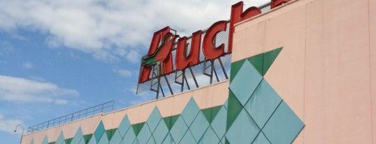 Auchan is one of Orte, die Antonio gefallen.