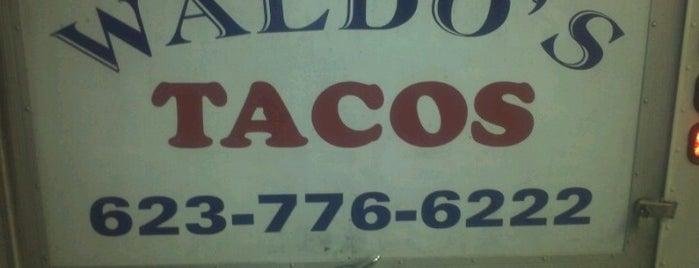 Waldo's Tacos is one of Posti salvati di Marshie.