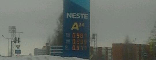 Neste is one of Be ahead of the time with Neste.