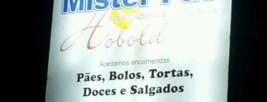 Panificadora Mister Pão is one of CWB - As Melhores Coxinhas.