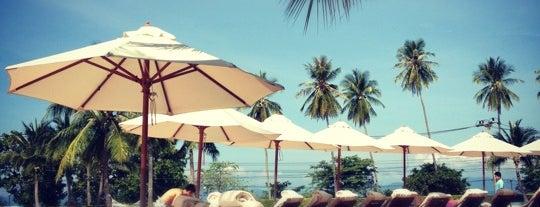 Sheraton Krabi Beach Resort is one of Origin Rest.