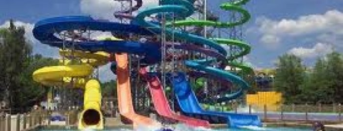 Wildwater Kingdom is one of Cleveland!.
