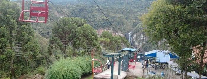 Bondinhos Aéreos Parques da Serra is one of Rio Grande do Sul.