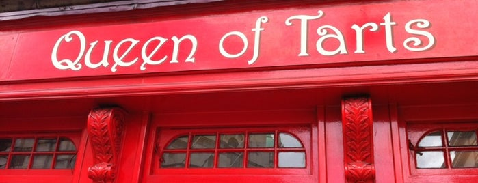 Queen of Tarts is one of Polen, England und Dublin.