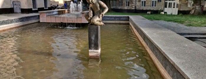 Митна площа is one of Posti che sono piaciuti a Gökçen.