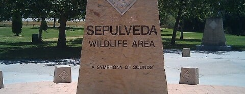 Sepulveda Wildlife Preserve is one of LA.