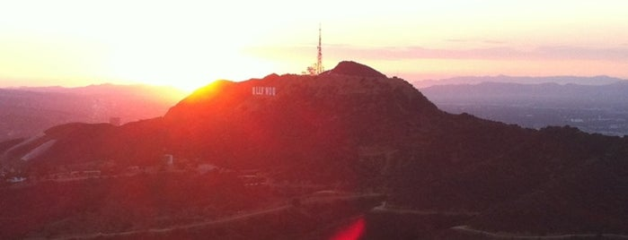 Mt. Hollywood Hiking Trail is one of LA Places.