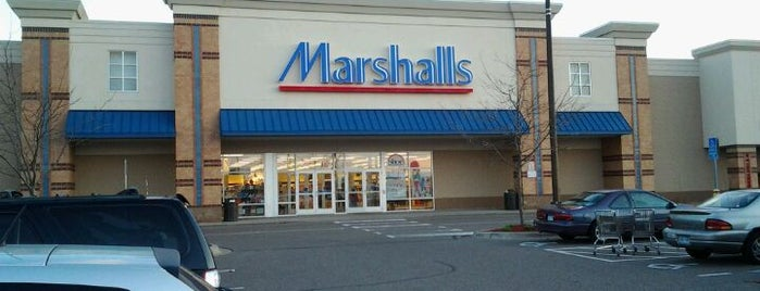 Marshalls is one of Lugares favoritos de Marc.