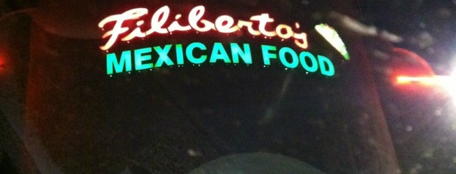 Filiberto's is one of Restaurants.