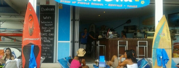 BonaOna Surf School & Bar is one of islas baleares.