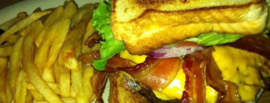 The Vortex Bar & Grill is one of Atlanta Burgers FTW.