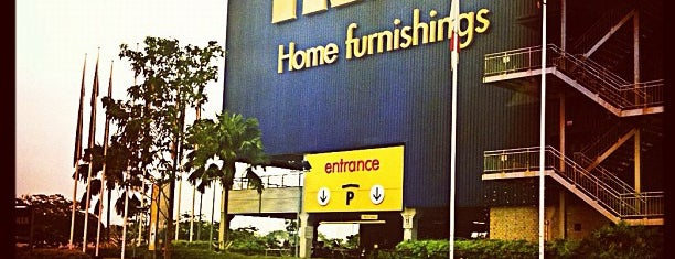 IKEA is one of #myhints4Singapore.