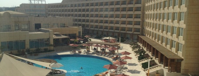 Le Méridien Pyramids Hotel & Spa is one of Egypt.