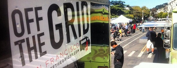 Off the Grid: Upper Haight is one of Foodie Finds.