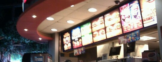 Burger King is one of BK M.